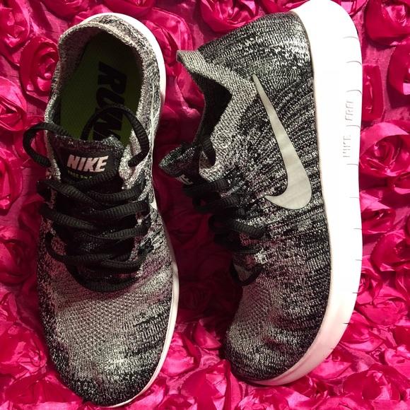 Nike Shoes Wmns Free Rn Flyknit 2017 Womens Poshmark